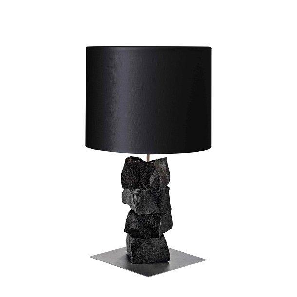 50 Basalt - Bordlampe - HH Lux Design - Sort