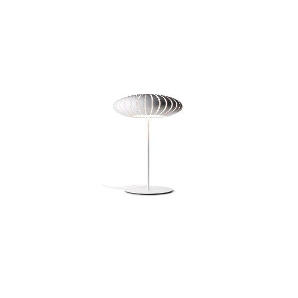 Maranga bordlampe lille - Hvid - Christophe Mathieu