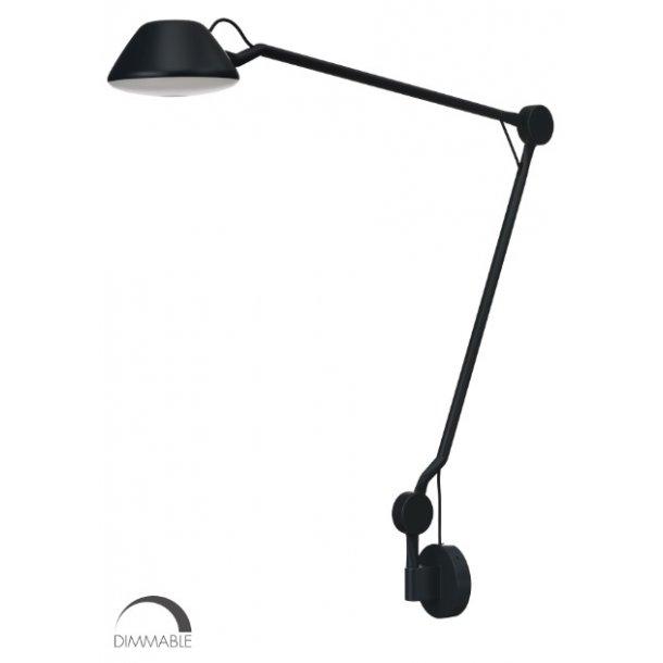 AQ01 væglampe sort - Fritz Hansen