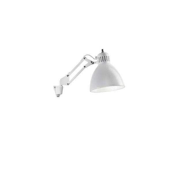 Archi W1 væglampe White - Nordic Living