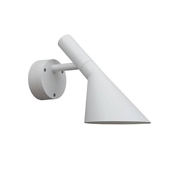 AJ 50 Væglampe udendørs Hvid - Louis Poulsen