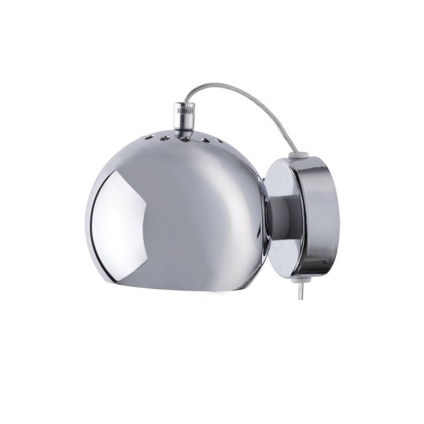 Ball Magnet Væglampe Chrome - Frandsen