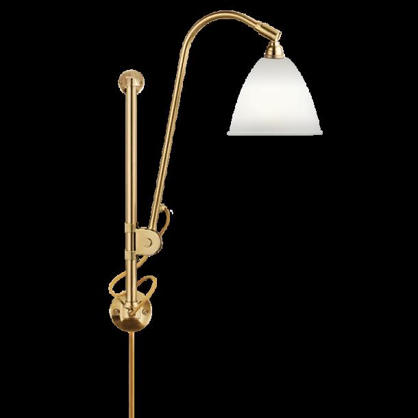 BL5 Væglampe Messing / Porcelæn - Bestlite