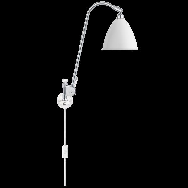 BL6 væglampe - Hvid - Bestlite - GUBI