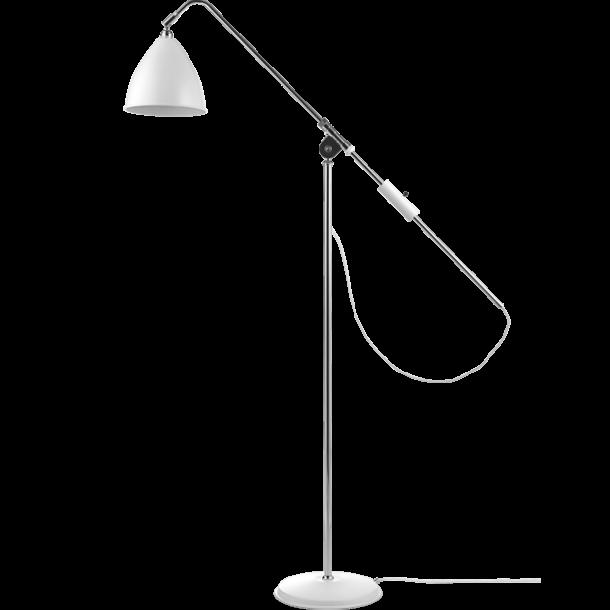 BL4 gulvlampe - Hvid - Bestlite - GUBI