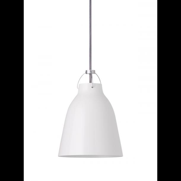 Caravaggio P1 lampe - Hvid high-gloss - Fritz Hansen