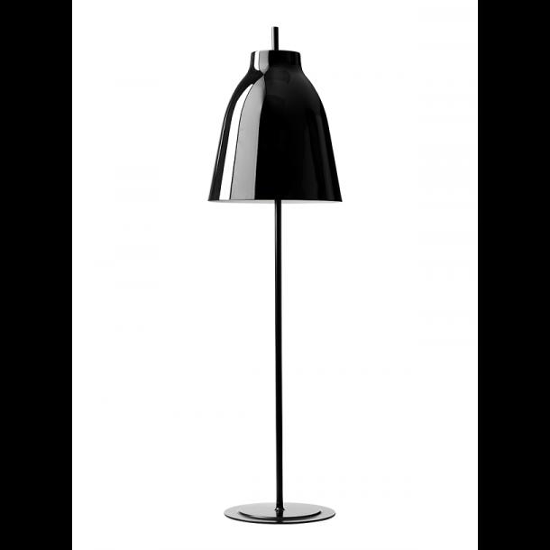 Caravaggio F gulvlampe - Sort - Fritz Hansen