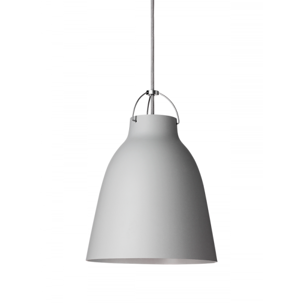 Caravaggio P2 lampe - Grå25 - Fritz Hansen