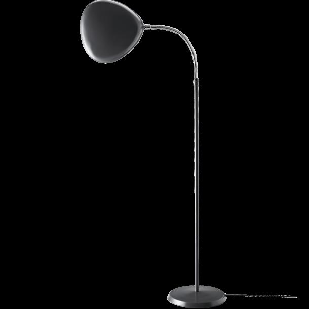 Cobra gulvlampe - Antrasit grå - GUBI