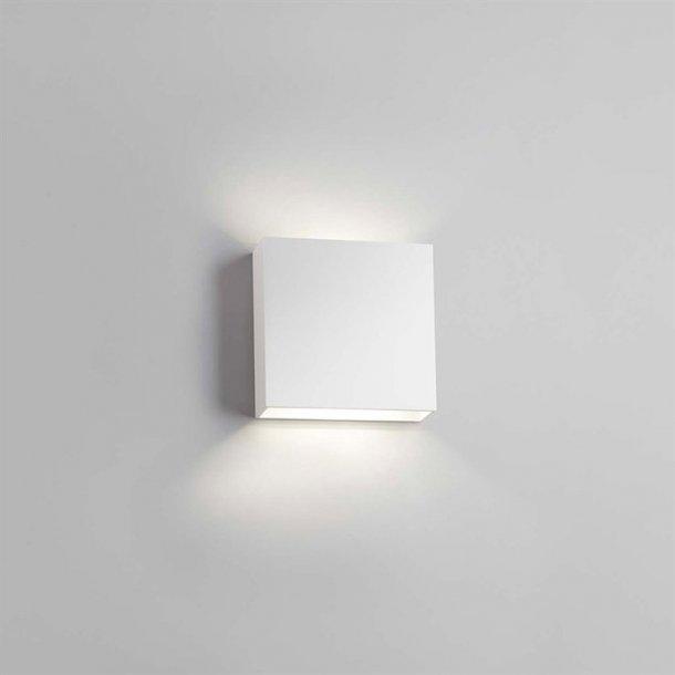 Compact LED OpNed Væglampe W3 Hvid Light Point