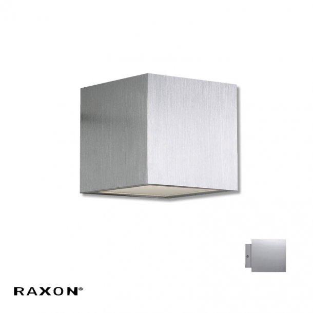 Cubi væglampe - Aluminium - Raxon
