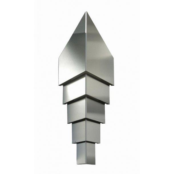 Diamond væglampe 420 - Stål - Askman Light