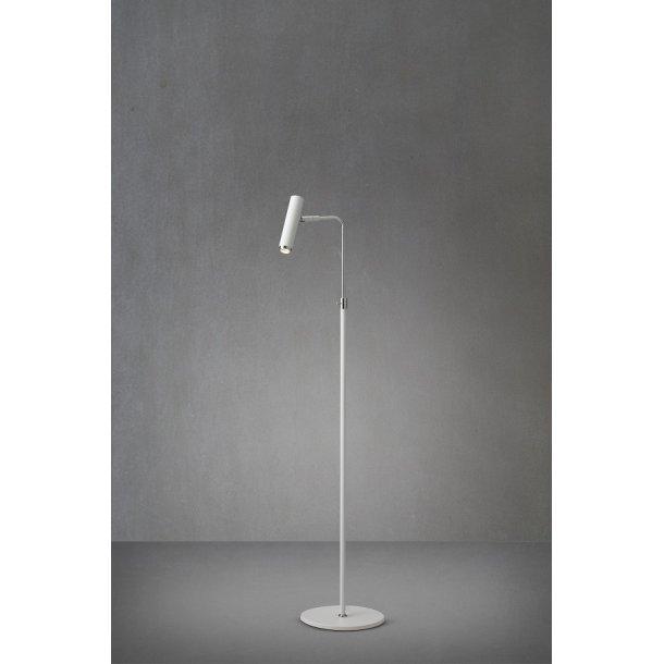 Herstal Vertigo LED Gulvlampe med Lysdæmper