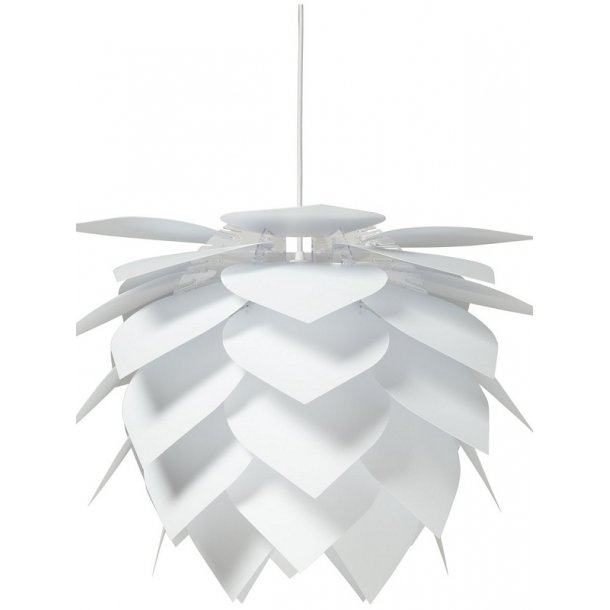 Illumin Drip Drop pendel hvid, Ø45 cm. - Dyberg Larsen