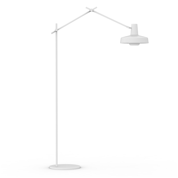 Arigato gulvlampe 1 - Hvid - Grupa Products - Lampefeber