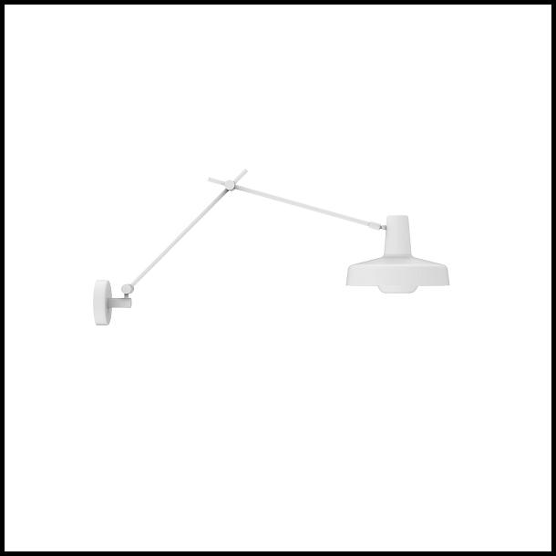 Arigato væglampe 2 - Hvid - Grupa Products - Lampefeber