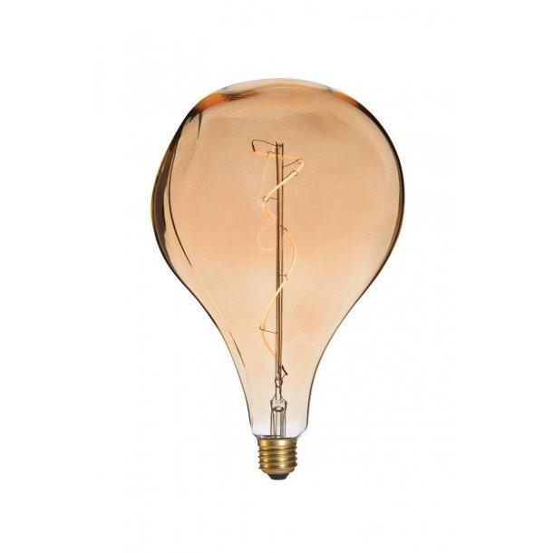 Dekorationspære - LED Unica De Luxe Gold - Danlamp
