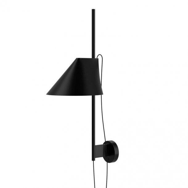 Yuh Væglampe Sort - Louis Poulsen