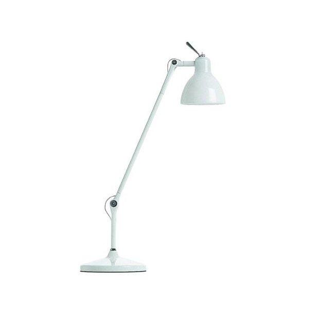 LUXY T1 bordlampe fra Rotaliana, Hvid stel