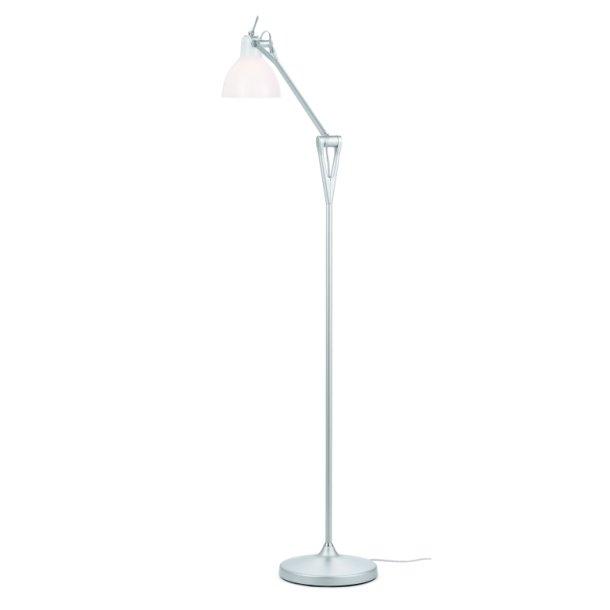 LUXY F1 gulvlampe fra Rotaliana, Hvid stel - Uden skærm