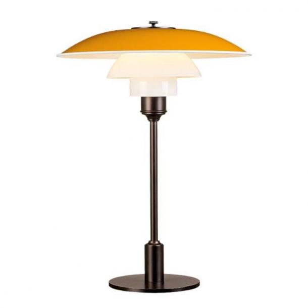 PH 3½-2½ Bordlampe Gul - Louis Poulsen