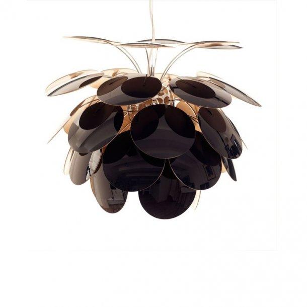 Discoco lampe Ø35 - Sort/Guld - Lampefeber