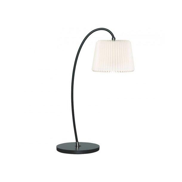 Bordlampe 320 Snowdrop - Plast skærm - Le Klint