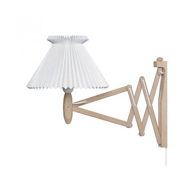 Saxlampe 224 - 6/17 - Lys Eg - Le Klint