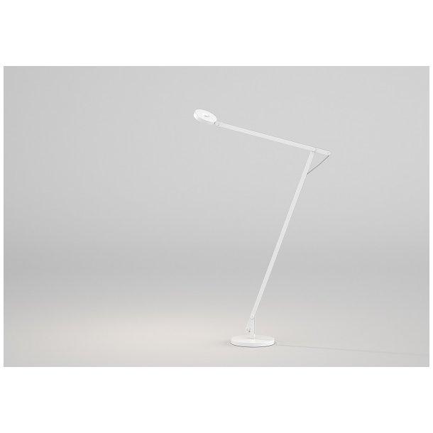String gulvlampe - Hvid - Rotaliana