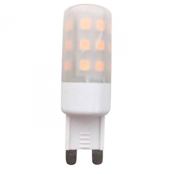 LED Pære 7W G9 Dæmpbar 3-trin fra Halo Design