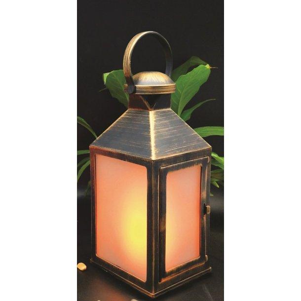 Batteri lampe - Fire Flame - Veli-Line